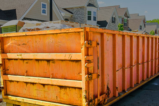 Construction Dumpster Rental West Des Moines IA